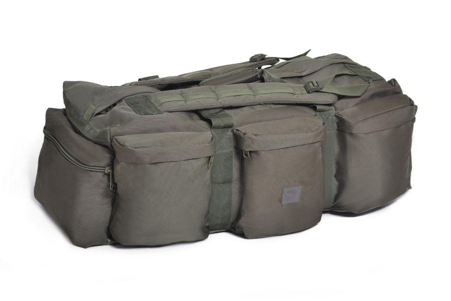 08860c9af701 Gurkha Tactical táska (B72) 95L zöld ~ Naphal Kft